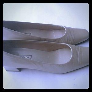 Nordstrom Pearl Slip On Shoes NWOB